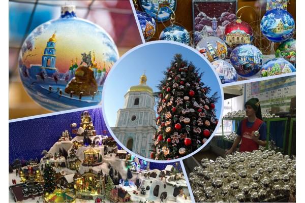 Новогодняя экскурсия из Полтавы в Киев