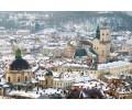 Новогодний Львов, первое из семи чудес Украины и многое другое