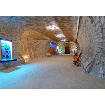 Оздоровительный пещерный тур на Донбасс