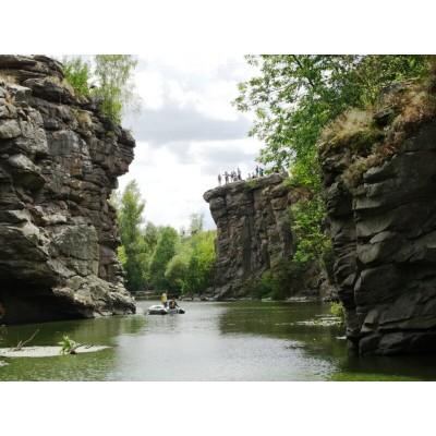 Умань, Софиевкский парк + Букский каньон