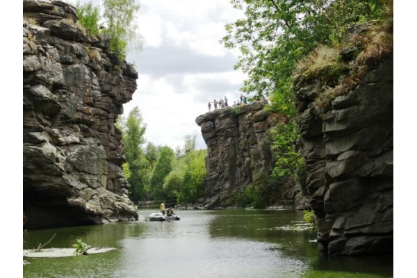 Ковалёвка, Буки, Умань, Софиевский парк: экскурсия из Полтавы